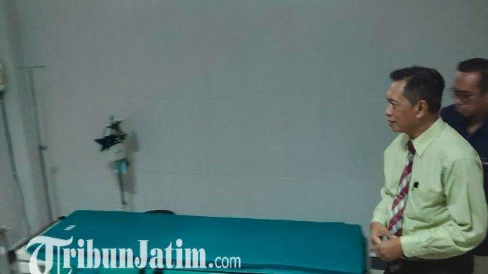 RSUD Dr Koesma Tuban Ditunjuk Tangani Corona, Begini Penampakan Ruangannya
