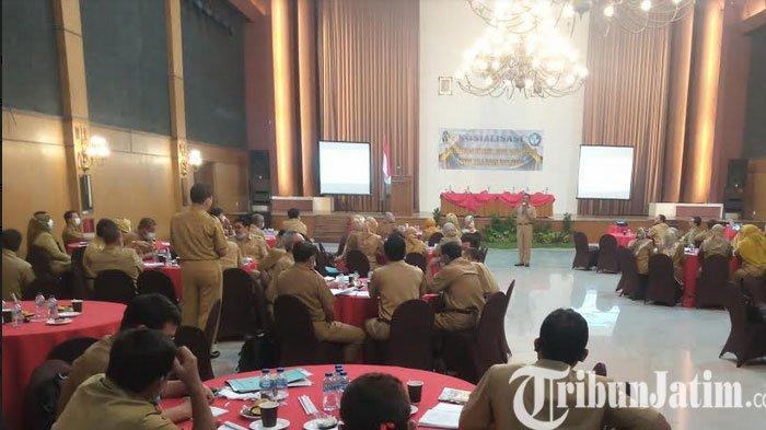 PPDB SMP di Tulungagung, Dinas Memberlakukan Prapendaftaran Untuk Mencegah Kerumunan