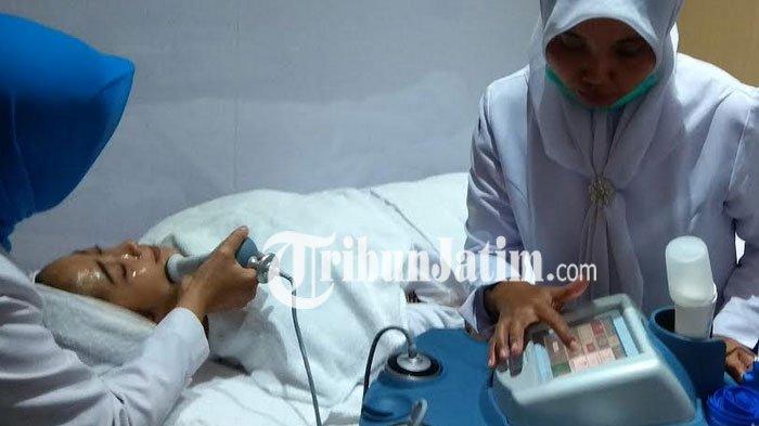 Ingin Kencangkan Kulit, Sedot Lemak dan Permak Payudara Bisa di RSUD dr Iskak Tulungagung