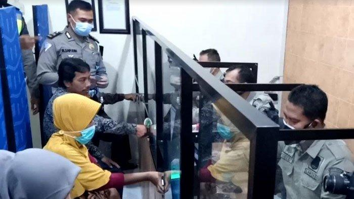 Satpas SIM Tulungagung Bantu Keluarga KRI Nanggala-402 Dengan SIM Gratis