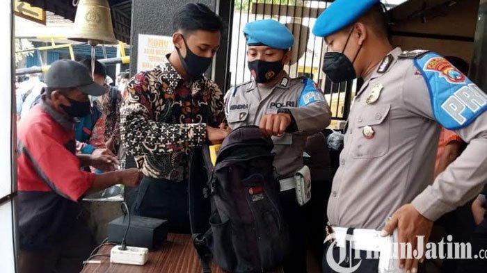Polres Tulungagung Tingkatkan Pengamanan, Termasuk Penyimpanan Vaksin Covid-19