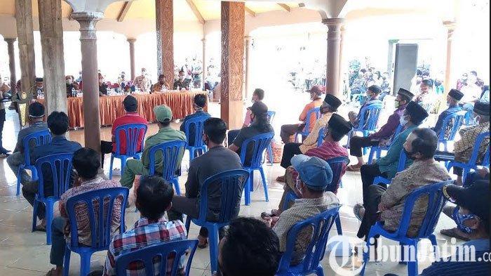 Bupati Tulungagung Turun Langsung Meredam Isu Santet di Desa Sidomulyo