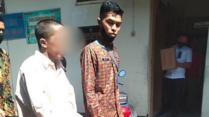 Napi Asimilasi Kasus Pencabulan Anak Kembali Ditangkap, Berusaha Mencabuli Anak 7 Tahun