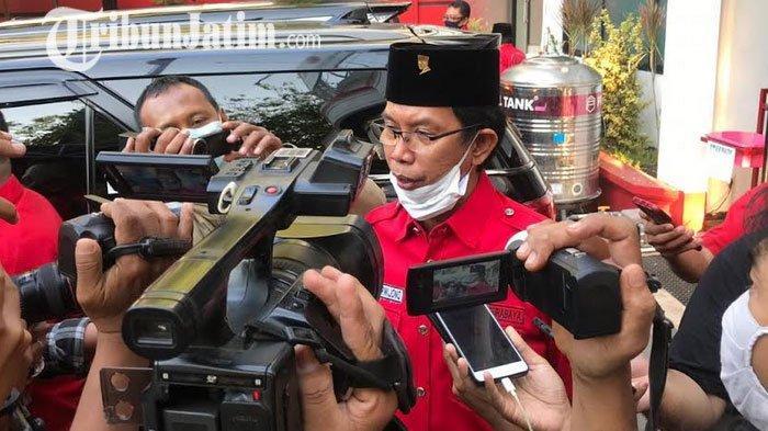 Machfud Arifin Gugat Hasil Pilkada Surabaya 2020 ke MK, PDIP: Selisih Terlampau Jauh, Baiknya Legawa
