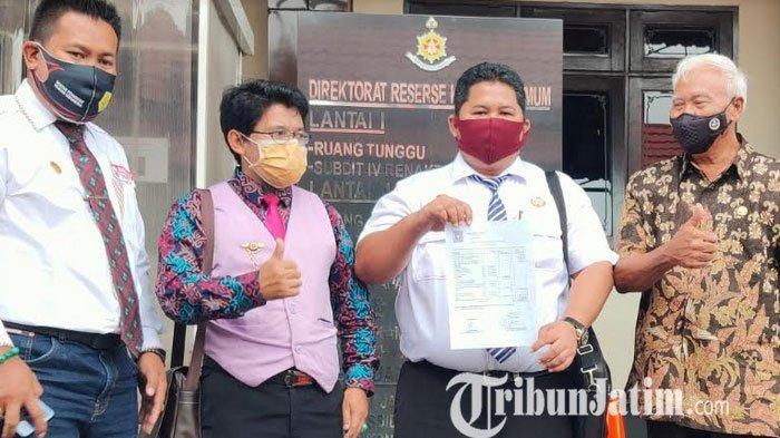 Ngendon di Mabes Polri, Kasus Dugaan Penggelapan Senilai Rp 37 Miliar Dilimpahkan Ke Polda Jatim