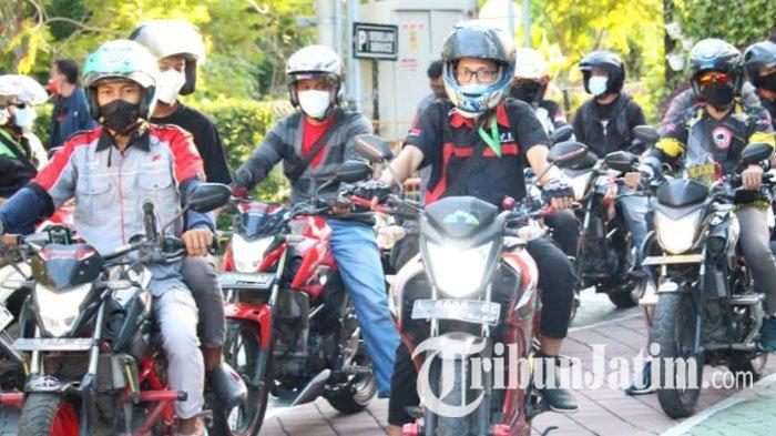 Vaksin Dosis Kedua Bikin Para Bikers Honda Percaya Diri untuk Touring