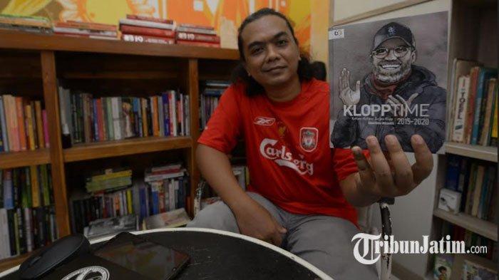 Dosen Asal Surabaya Tulis Buku 'Klopp Time', Kisahkan Penantian Panjang Liverpool Juara Liga Inggris