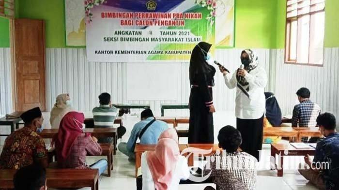 Ratusan Calon Pengantin di Tuban Siap Menikah pada Malam Songo, Dipercaya Penuh Berkah