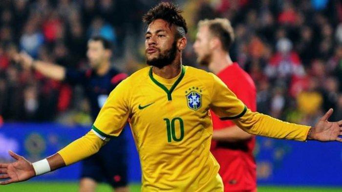 Utarakan Niat Ingin Pensiun dari Timnas Brasil, Neymar Dapat Dukungan Thiago Silva