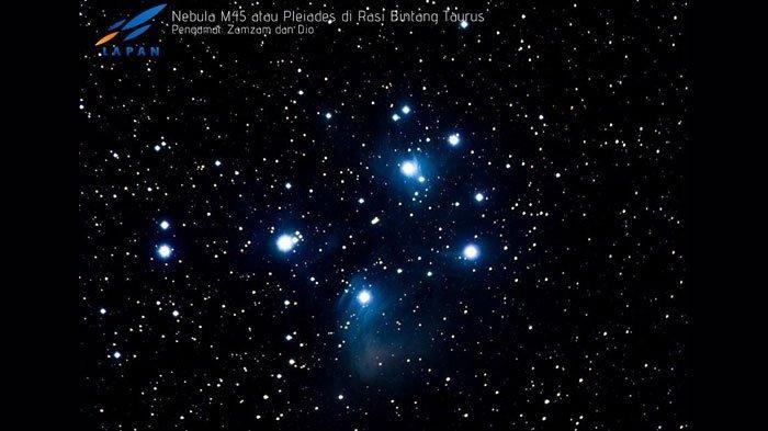 Heboh Bintang Tsurayya atau Turaya Dikaitkan Corona, Ternyata Bukanlah Fenomena Alam 'Aneh' & Langka