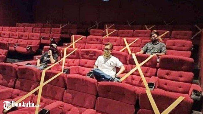 Bioskop di Tuban Diizikan Beroperasi Lagi, Pihak Pengelola Belum Siap