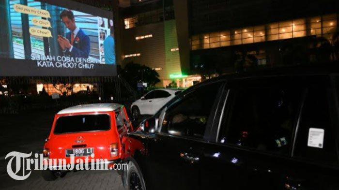 Jadwal dan Harga Tiket Film di Drive-in Senja Surabaya, Ada Paket Ngedate hingga Rame-rame