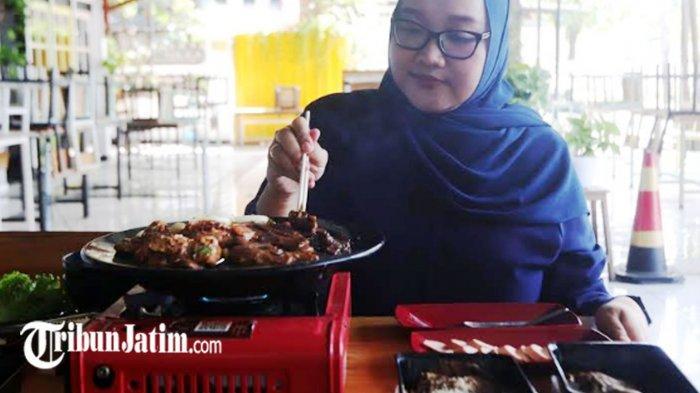 Tawarkan Home Service BBQ, Bisnis Kuliner Perempuan Surabaya Ini Melejit di Tengah Pandemi Covid-19