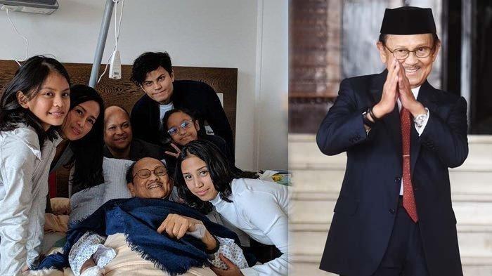 Kenalan dengan 6 Cucu BJ Habibie, Ada Pasha si Penerus Eyang hingga Sosok Tifani yang Jago Akting