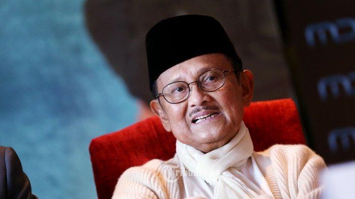 BREAKING NEWS - BJ Habibie Meninggal Dunia di RSPAD Gatot Soebroto