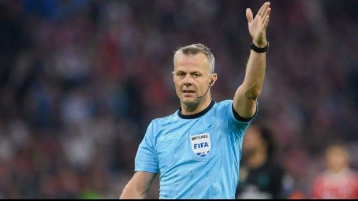 Wasit Asal Belanda Ini Jadi Pengadil di Laga Final Euro 2020 Inggris Vs Italia