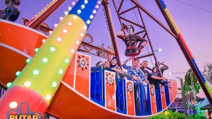 Harga Tiket Masuk Blitar Park, Pilihan Wisata Keluarga di Akhir Pekan, Nikmati 16 Wahana Seru