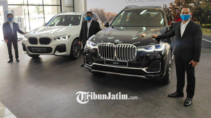 BMW X3 dan X7 Mengaspal di Malang, Ini Spesifikasi dan Harganya