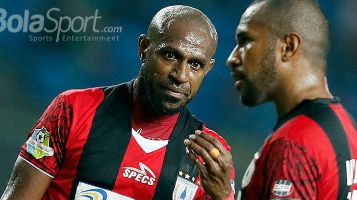 Sempat Ketemu Raffi Ahmad, Sinyal Boaz Solossa Akan Gabung RANS Cilegon FC?