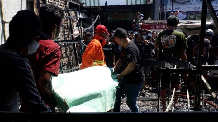 Bocah 5 Tahun Tewas Terbakar di Toko Mainan dan Kembang Api di Gresik, Sempat Selamatkan Diri