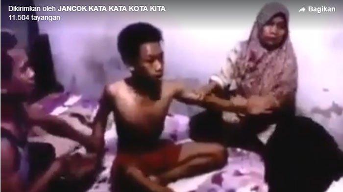 Asli Gokil, Video Bocah Kesurupan Ini Bikin Ngakak, Coba Lihat Videonya