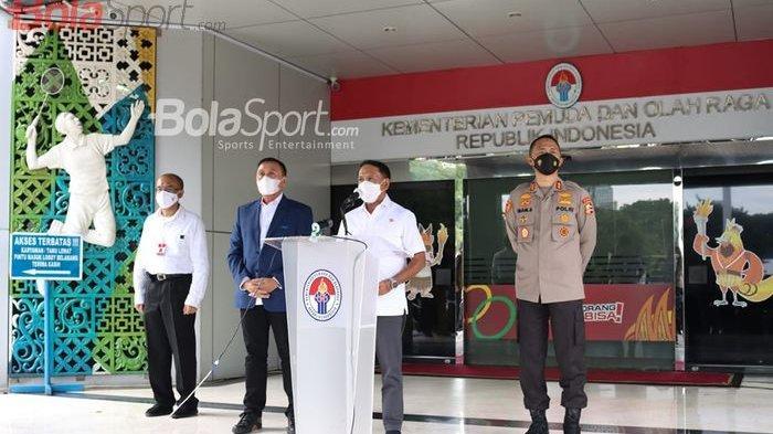 Bocoran Draft Pembagian Grup Turnamen Pramusim Piala Menpora 2021, Ada Persebaya dan Arema FC