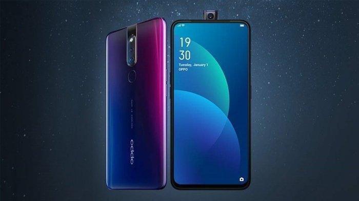 DAFTAR Harga Oppo Terbaru Januari 2020, Oppo F11 Pro dengan Kamera Depan 16MP Dijual Rp 3.9 Jutaan