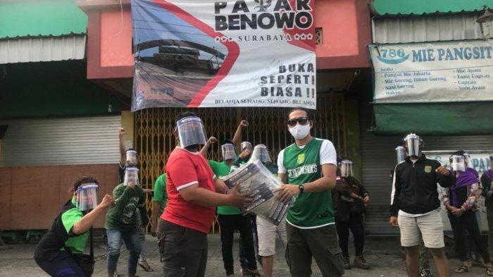 BERITA TERPOPULER BOLA: Gerakan Bonek Wani Lawan Covid-19 & Pertandingan Tanpa Penonton Arema FC