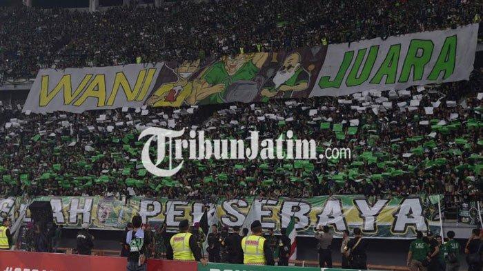 Dukung Keputusan Persebaya Surabaya, Bonek Sarankan Kompetisi Liga 1 Dimulai Tahun Depan
