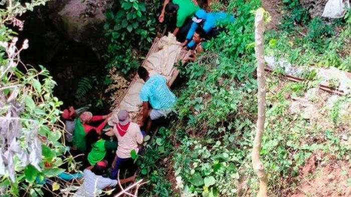 Bos Tambang Jatuh Tertimpa Mesin Derek, Tewas di Tambang Batu Kapur Kecamatan Palang Miliknya