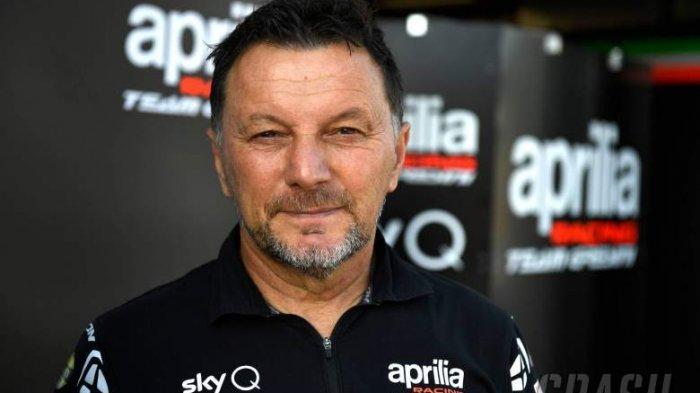 MotoGP Berduka, Bos Tim Gresini Meninggal Dunia Karena Covid-19