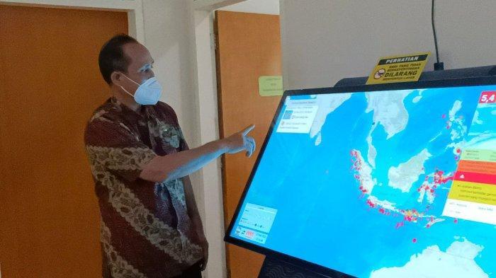 Masuki Pertengahan Februari, BPBD Kediri Imbau Masyarakat Waspadai Potensi Bencana Hidrometorologi