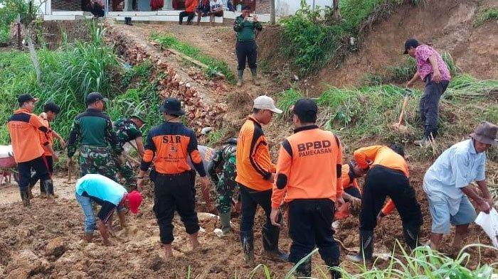 5 Kecamatan di Pamekasan Rawan Longsor saat Musim Hujan, BPBD Imbau Warga Sering 'Cek' Kondisi Tanah