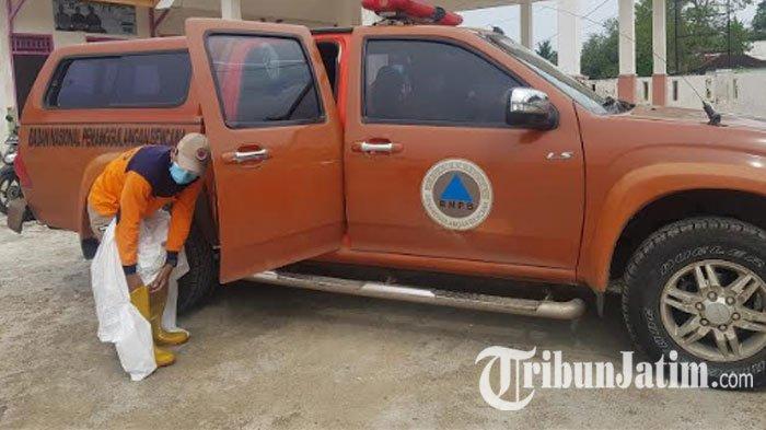 Mediasi Ambil Paksa Jenazah Covid-19 RSI Garam Kalianget, Lokasi Keluarga Disemprot Disinfektan