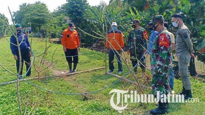 Pompanisasi Pecah, Tanggul Bengawan Solo di Widang Tuban Berlubang, Penanganan Darurat Dilakukan