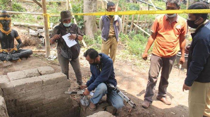 Temuan Benda Purbakala di Menang Pagu Kediri, BPCB Jatim Duga Jadi Sumber Air Kerajaan Kadhiri
