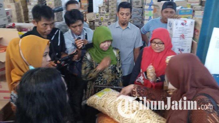 Sidak di Kota Madiun, BPOM Surabaya Temukan Makanan Tak Kantongi Izin Edar
