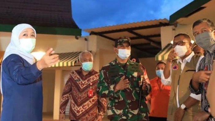 BPWS Bangkalan Disiapkan Jadi Tempat Isolasi Terpusat Pasien Covid-19, Bisa Tampung Sampai 400 Bed