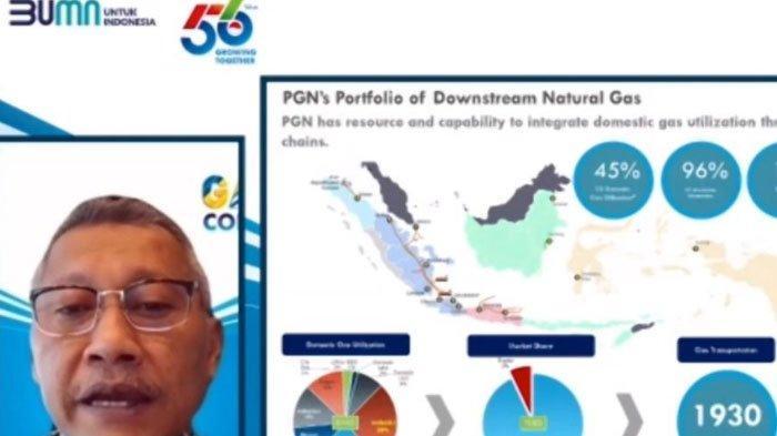 PGN Optimalkan Peran Pengelolaan Gas Bumi di Masa Transisi Menuju Renewable Energy