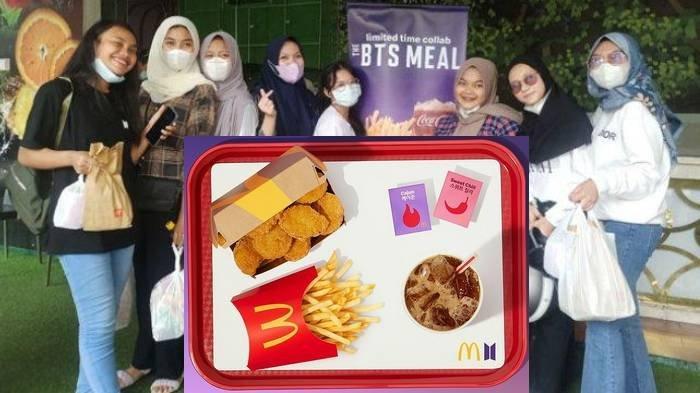 Sampai Kapan BTS Meal Dijual di McDonald's Indonesia? Ini Kata McD, Ada Hadiah Unggah Konten Menu
