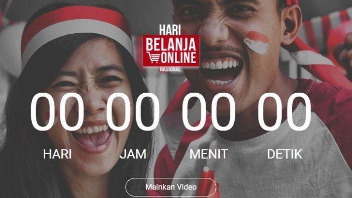 HARBOLNAS 12.12, Ini Sejarah Hari Belanja Online Nasional di Indonesia, Simak Daftar Promo Menarik