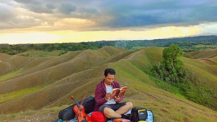Harga Tiket Masuk Bukit Teletubbies Batu, Wisata Hits Instagramable, Cocok Buat Santai Melepas Penat