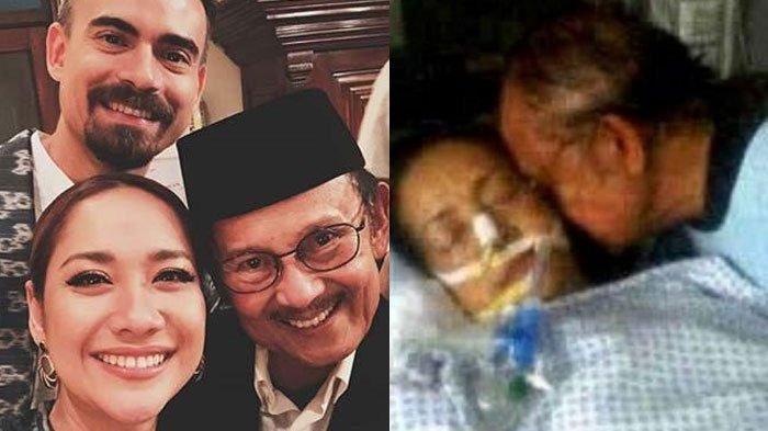 Cucu BJ Habibie Kenang Ainun, Kuatkan BCL yang Ditinggal Ashraf Sinclair: Cerita Bahwa Cinta Itu Ada