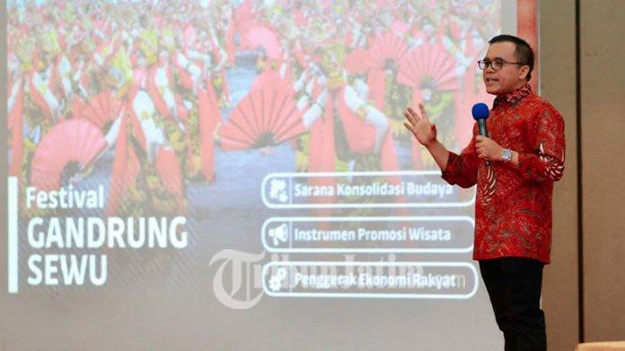 Anas Purnatugas dari Bupati Banyuwangi, Lembaga di Jakarta Surabaya ini Berebut Tawari Jabatan Baru