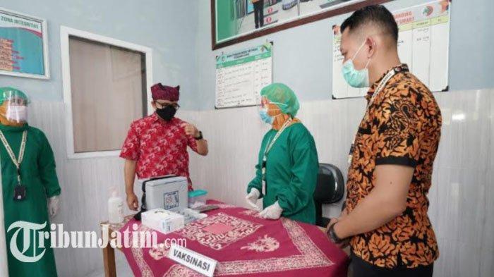 Tunggu Arahan Pusat, Pemkab Banyuwangi Siap Realokasi APBD Dukung Vaksinasi Covid-19