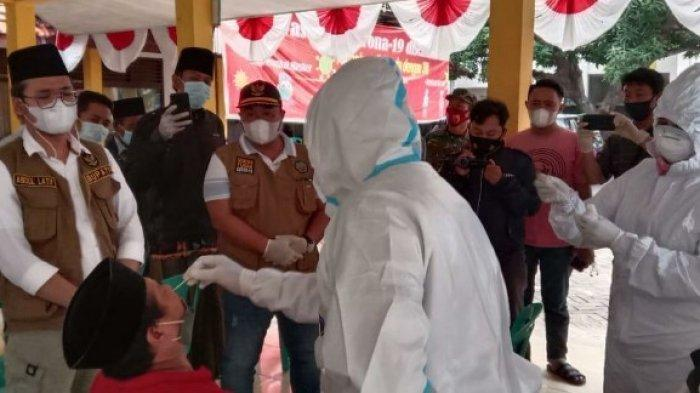 Enam Pasien Covid-19 di Bangkalan Sembuh, Bupati Ra Latif: Sampaikan Jangan Takut Kalau Positif