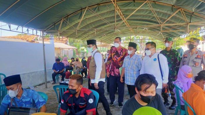 Bupati Bangkalan Apresiasi Warga Keleyan Minta Divaksin, Kades: Masyarakat Sampaikan ke Pak RT