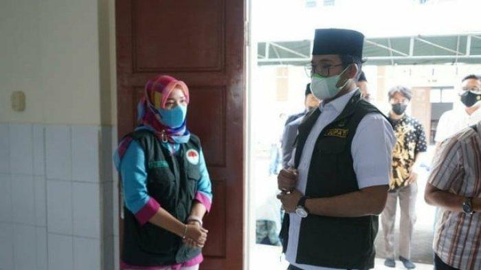 Madura Menyisakan Kabupaten Bangkalan di PPKM Level 3, Bupati Ra Latif Genjot 11 Ribu Dosis Vaksin