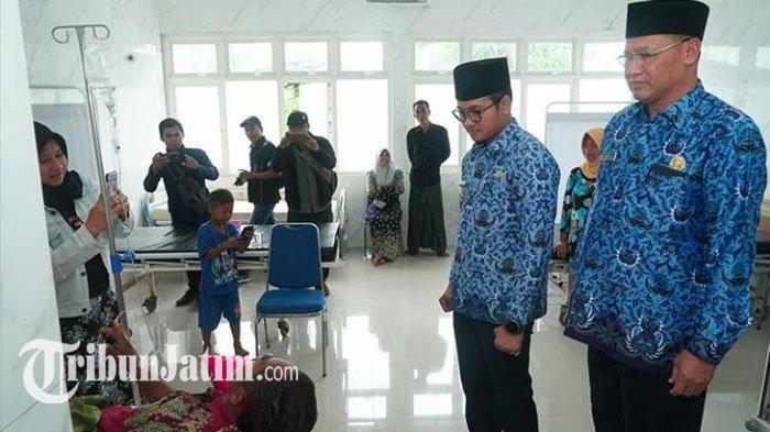 Resmikan Gedung Baru Puskesmas Sepulu, Bupati Bangkalan Wanti-wanti Adil Layani Pasien Umum & BPJS