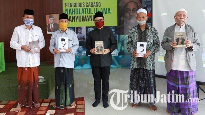 Sambut Bulan Bung Karno, Bupati Banyuwangi Bagikan Paket Buku Soekarno & Gelar Lomba Vlog Pancasila